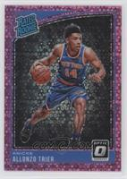 Rated Rookies - Allonzo Trier #/20