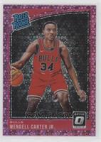 Rated Rookies - Wendell Carter Jr. #/20