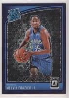 Rated Rookies - Melvin Frazier Jr. #/95