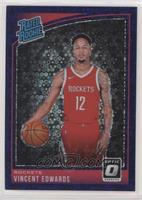 Rated Rookies - Vincent Edwards #/95