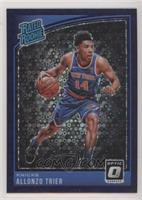 Rated Rookies - Allonzo Trier #/95