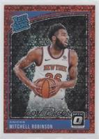 Rated Rookies - Mitchell Robinson #/85