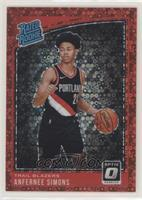Rated Rookies - Anfernee Simons #/85