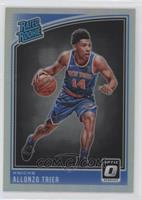 Rated Rookies - Allonzo Trier [EX to NM]