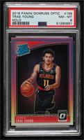 Rated Rookies - Trae Young [PSA8NM‑MT]