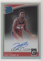 Rated Rookies Signatures - Troy Brown Jr.