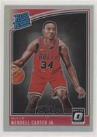 Rated Rookies - Wendell Carter Jr. [Noted]