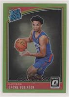 Rated Rookies - Jerome Robinson #/149