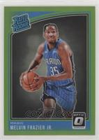 Rated Rookies - Melvin Frazier Jr. #/149
