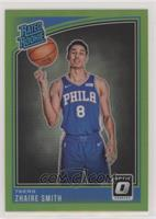 Rated Rookies - Zhaire Smith #/149