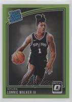 Rated Rookies - Lonnie Walker IV #/149