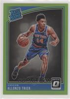 Rated Rookies - Allonzo Trier #/149