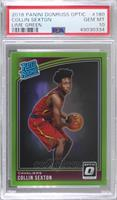 Rated Rookies - Collin Sexton [PSA10GEMMT] #/149