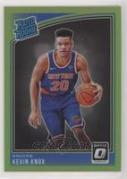 Rated Rookies - Kevin Knox #/149