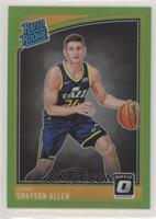 Rated Rookies - Grayson Allen #/149
