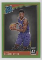 Rated Rookies - Deandre Ayton /149