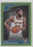 Rated Rookies - Mitchell Robinson #/149