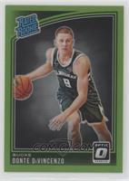 Rated Rookies - Donte DiVincenzo #/149