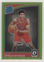 Rated Rookies - Chandler Hutchison /149
