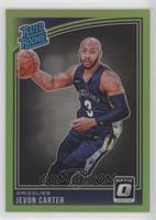 Rated Rookies - Jevon Carter [EX to NM] #/149