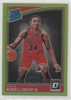 Rated Rookies - Wendell Carter Jr. #/149