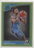 Rated Rookies - Hamidou Diallo #/149