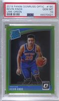 Rated Rookies - Kevin Knox [PSA 10 GEM MT] #/149