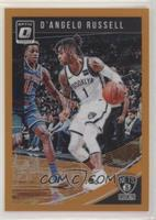 D'Angelo Russell #/199