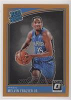 Rated Rookies - Melvin Frazier Jr. #/199