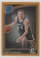 Rated Rookies - Donte DiVincenzo #/199