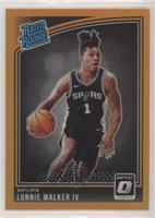 Rated Rookies - Lonnie Walker IV #/199