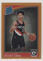 Rated Rookies - Anfernee Simons #/199