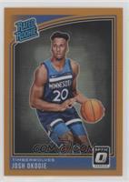 Rated Rookies - Josh Okogie #/199
