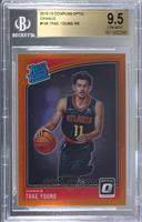 Rated Rookies - Trae Young [BGS 9.5 GEM MINT] #/199