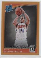 Rated Rookies - De'Anthony Melton #/199
