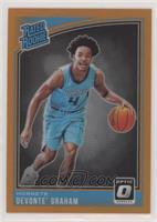 Rated Rookies - Devonte' Graham #/199