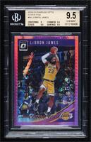 LeBron James [BGS9.5GEMMINT]