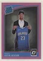 Rated Rookies - Justin Jackson #/25