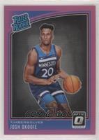 Rated Rookies - Josh Okogie #/25