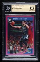 Stephen Curry [BGS 9.5 GEM MINT] #1/25