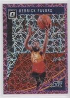 Derrick Favors #/79