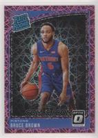 Rated Rookies - Bruce Brown /79