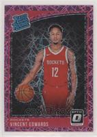 Rated Rookies - Vincent Edwards #/79