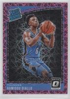 Rated Rookies - Hamidou Diallo /79