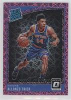 Rated Rookies - Allonzo Trier /79