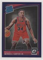 Rated Rookies - Wendell Carter Jr.