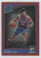 Rated Rookies - Allonzo Trier #/99