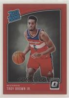 Rated Rookies - Troy Brown Jr. #/99