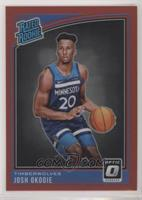 Rated Rookies - Josh Okogie #/99