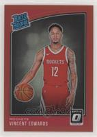 Rated Rookies - Vincent Edwards /99